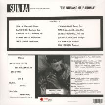 Sun Ra And His Myth Science Arkestra - The Nubians Of Plutonia [LP]