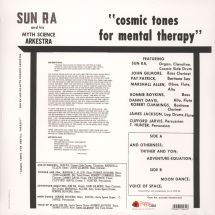 Sun Ra And His Myth Science Arkestra - Cosmic Tones For Mental Therapy [LP]