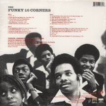 V/A - The Funky 16 Corners [2LP]