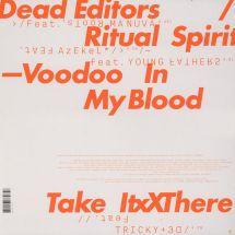 "Massive Attack - Ritual Spirit (180g Grey Vinyl Edition) [12""]"
