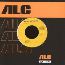 "MC Eiht & Spice One - Any Means (prod. by The Alchemist) [7""]"