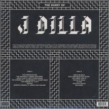 "J Dilla - The Diary (RSD 2016) [LP+7""]"
