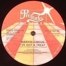 """Martin Circus - Disco Circus [12""""]"""