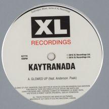 "Kaytranada ft. Anderson.Paak - Glowed Up/ Lite Sports [12""]"