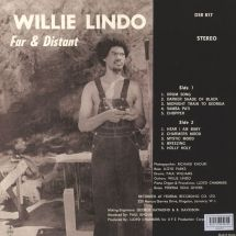 Willie Lindo - Far And Distant [LP]