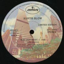"Kurtis Blow - Starlife/ Way Out West [12""]"