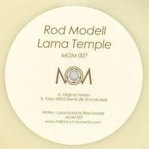 "Rod Modell - Lama Temple [2x12""]"