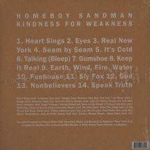 Homeboy Sandman - Kindness For Weakness [LP]