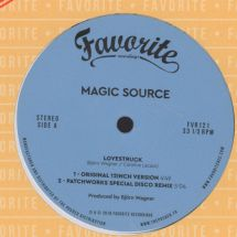 "Magic Source - Lovestruck [12""]"