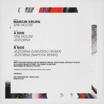 "Marcin Krupa - Spa House (incl. Universo & Naphta rmxs) [12""]"