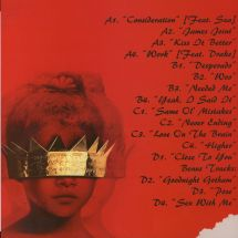 Rihanna - Anti (Red Vinyl Edition) [2LP]