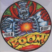 "Czarface (Inspectah Deck & 7L & Esoteric) - Ka-Bang!  ft. MF Doom (picture disc) [10""]"