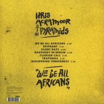 Idris Ackamoor & The Pyramids - We Be All Africans (180g) [LP+CD]