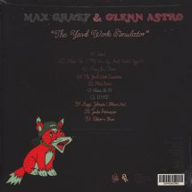 Max Graef & Glenn Astro - The Yard Work Simulator [2LP]