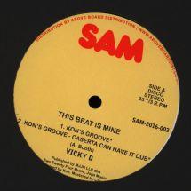 Vicky D - This Beat Is Mine (Kon