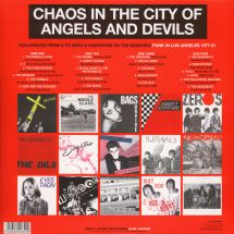 VA - Punk 45: Chaos In The City Of Angels And Devils [2LP]