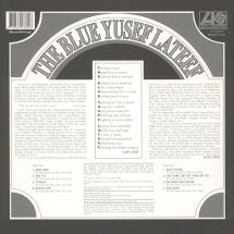 Yusef Lateef - The Blue Yusef Lateef [LP]