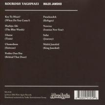 Kourosh Yaghmaei - Malek Jamshid [CD]