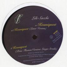 """Lele Sacchi - Kosmiquest (Lauer & Prins Thomas Versions) [12""""]"""
