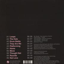 Kneebody & Daedelus - Kneedelus (Clear Vinyl Edition) [LP]