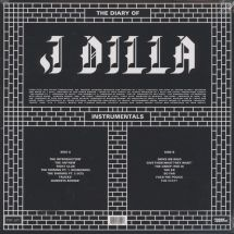 J Dilla - The Diary Instrumentals [LP]