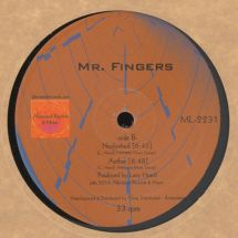 "Mr. Fingers (Larry Heard) - Mr. Fingers 2016 [12""]"
