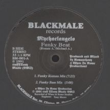 "Mychaelangelo (Romanthony) - What Will Be/ Funky Beat [12""]"