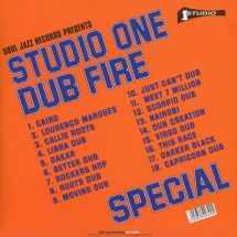 VA - Studio One Dub Fire Special [2LP]