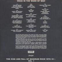 VA - Wake Up You! Vol. 1: The Rise & Fall Of Nigerian Rock [2LP]