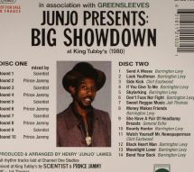 Henry Junjo Lawes - Junjo Presents: Big Showdown [2CD]