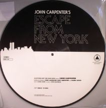 """John Carpenter - Halloween / Escape From New York (picture disc) [12""""]"""