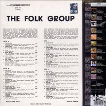 M. Zalla (Piero Umiliani) - The Folk Group [LP+CD]
