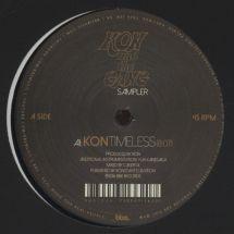 "Kon/ Rainer Truby & Corrado Bucci pres. Truccy - Timeless/ Closer [12""]"