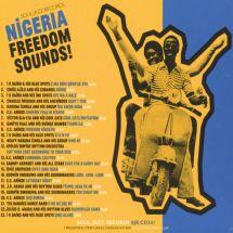 VA - Nigeria Freedom Sounds! [CD]