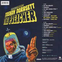 Kool Keith - pres. Tashan Dorrsett - The Preacher [LP]
