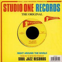 "Horace Andy/ Dub Specialist - Skylarking/ Sky Rhythm [7""]"