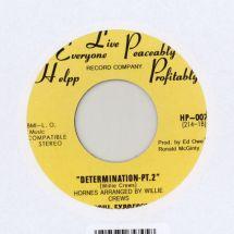 "Soul Express - Determination Pt. 1 & 2 [7""]"