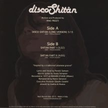 """Shitan - Disco Shitan [12""""]"""