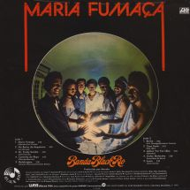 Banda Black Rio - Maria Fumaca [LP]