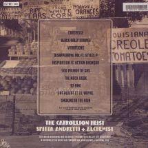 Spitta Andretti (Curren$y) & Alchemist - The Carrollton Heist [LP]