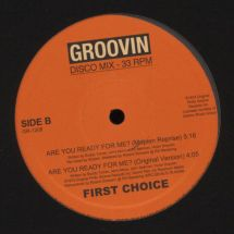 """First Choice - Are You Ready for Me? (incl. Moplen remix) [12""""]"""