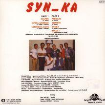 Claude Rodap/ Fregate Orchestra - Syn-Ka [LP]