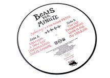 Audessey & A Cat Called Fritz - Beats Per Minute (picture disc) [LP]