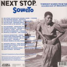 VA - Next Stop Soweto Vol. 1 - Township Sounds From The GoldenAge Of Mbaqanga [2LP]