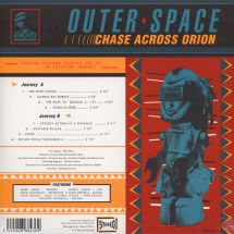 The Outer Space - Chase Across Orion [LP]