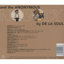 De La Soul - And The Anonymous Nobody [CD]