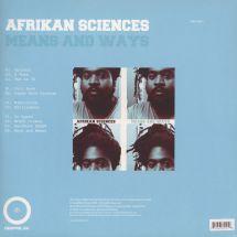 Afrikan Sciences - Means & Ways [2LP]