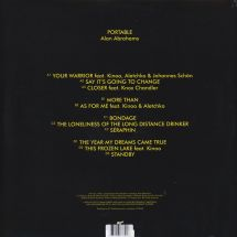Portable - Alan Abrahams [2LP+CD]
