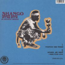 """Shango Dance Band - Shango Dance Band [LP+7""""]"""