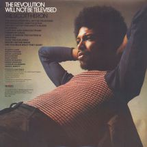 Gil Scott-Heron - The Revolution Will Not Be Televised (180g) [LP]
